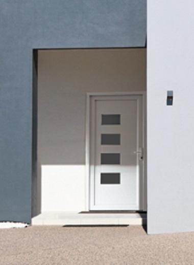 porte d 39 entr e pvc toulouse colomiers haute garonne. Black Bedroom Furniture Sets. Home Design Ideas