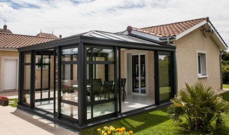 V randas modernes toulouse magasin colomiers czernik - Photos de verandas modernes ...